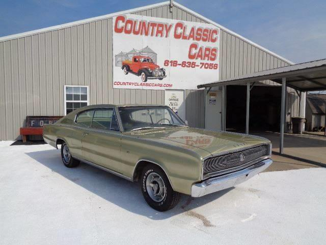 1966 Dodge Charger (CC-1263138) for sale in Staunton, Illinois