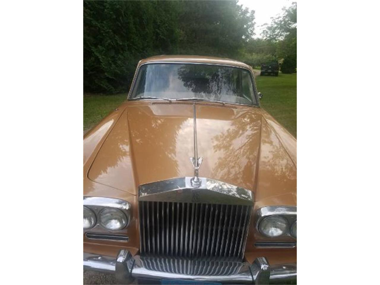 1973 Rolls-Royce Silver Shadow (CC-1260314) for sale in Cadillac, Michigan