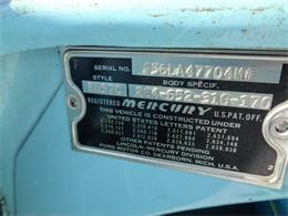 1956 Mercury Custom (CC-1263140) for sale in Staunton, Illinois
