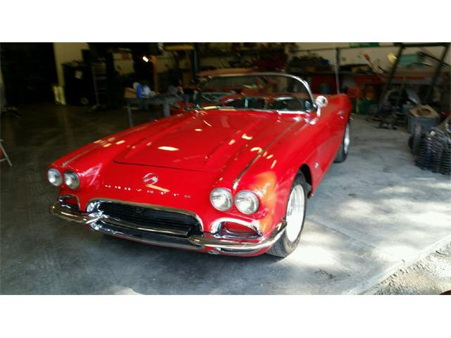 1962 Chevrolet Corvette (CC-1263146) for sale in West Pittston, Pennsylvania