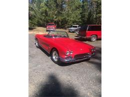 1962 Chevrolet Corvette (CC-1263146) for sale in West Pittston, Pennsylvania