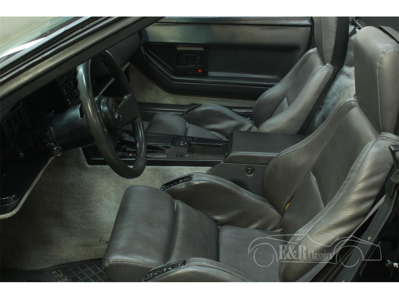 1986 Chevrolet Corvette C4 (CC-1263161) for sale in Waalwijk, noord brabant