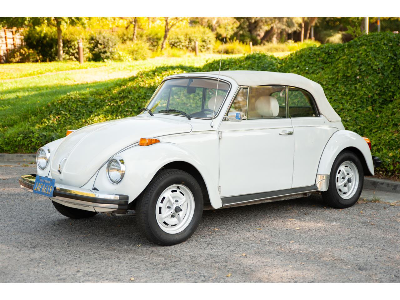 1979 Volkswagen Super Beetle (CC-1263169) for sale in Greenbrae, California
