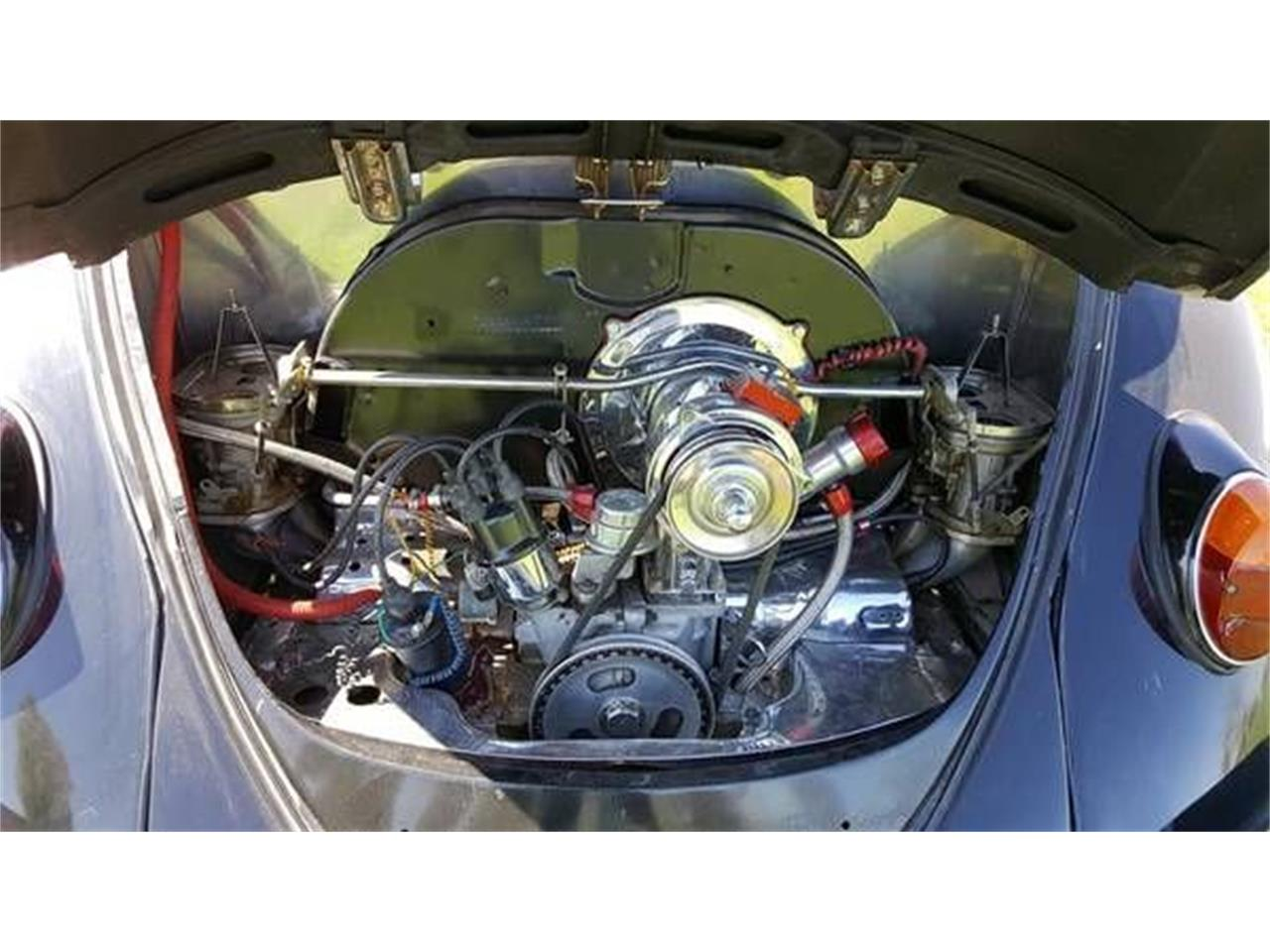 1967 Volkswagen Beetle (CC-1260317) for sale in Cadillac, Michigan