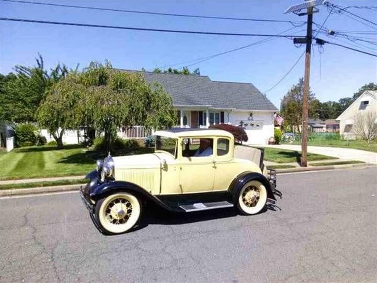 1931 Ford Model A (CC-1260032) for sale in Cadillac, Michigan