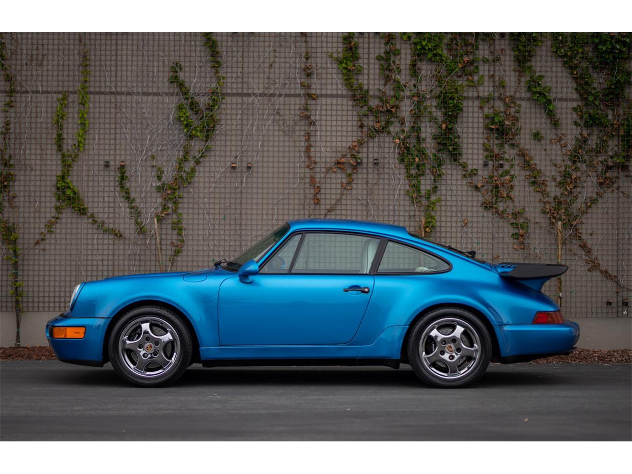 1992 Porsche 911 Turbo (CC-1263205) for sale in Monterey, California