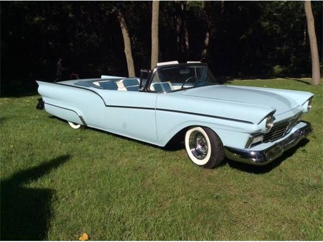 1957 Ford Custom (CC-1260321) for sale in Cadillac, Michigan