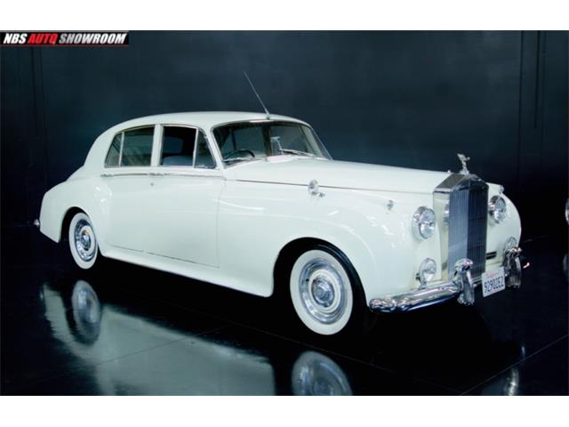 1957 Rolls-Royce Silver Cloud (CC-1263222) for sale in Milpitas, California