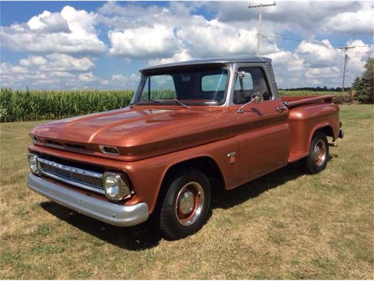 1964 Chevrolet Pickup (CC-1260323) for sale in Cadillac, Michigan