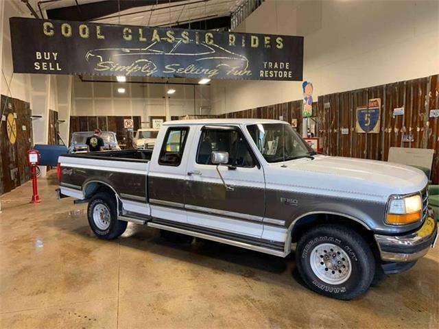 1992 Ford F150 (CC-1263230) for sale in Redmond, Oregon