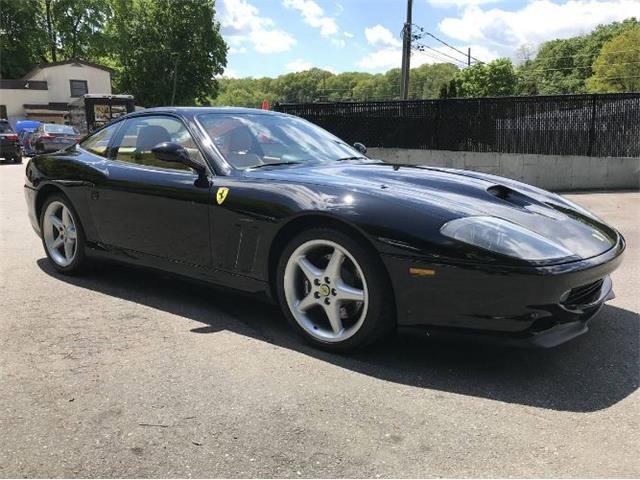 1999 Ferrari 550 Maranello (CC-1263231) for sale in Cadillac, Michigan