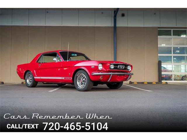 1966 Ford Mustang (CC-1263233) for sale in Englewood, Colorado