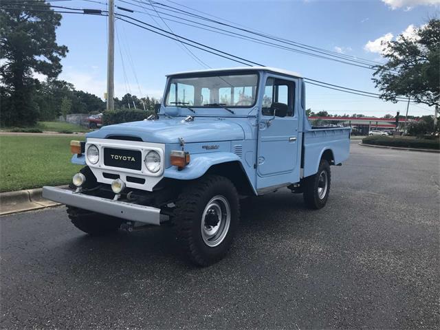 1983 Toyota Land Cruiser FJ (CC-1263257) for sale in Biloxi, Mississippi