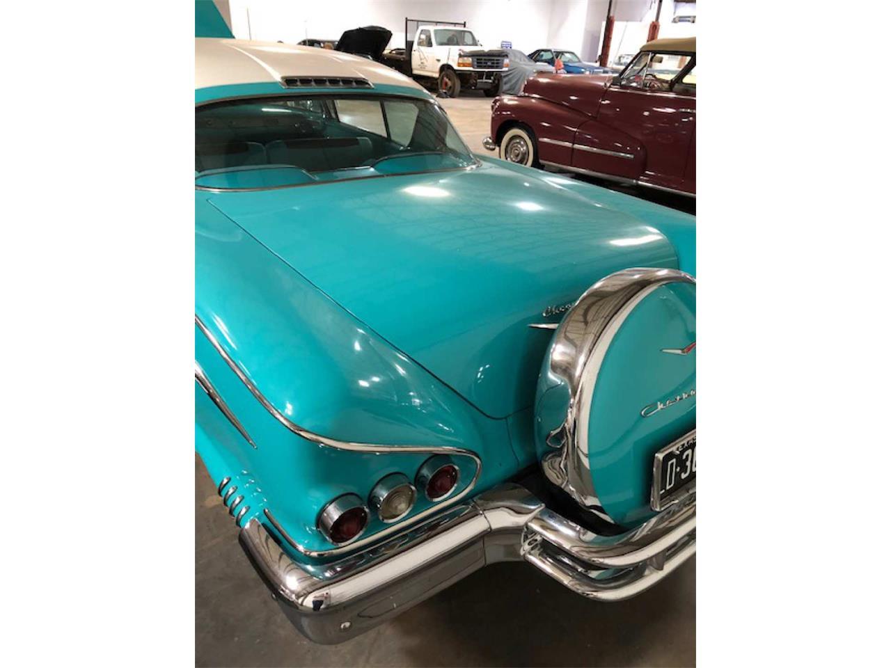 1958 Chevrolet Impala (CC-1263258) for sale in Biloxi, Mississippi