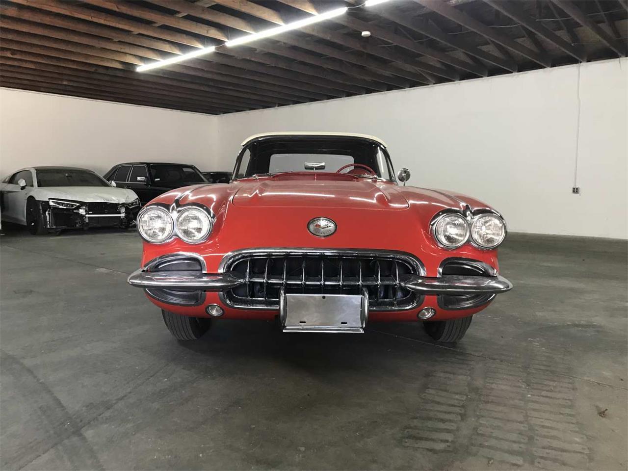 1959 Chevrolet Corvette (CC-1263264) for sale in Biloxi, Mississippi