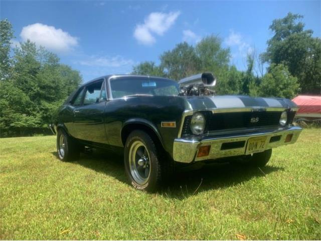 1972 Chevrolet Nova (CC-1263273) for sale in Cadillac, Michigan