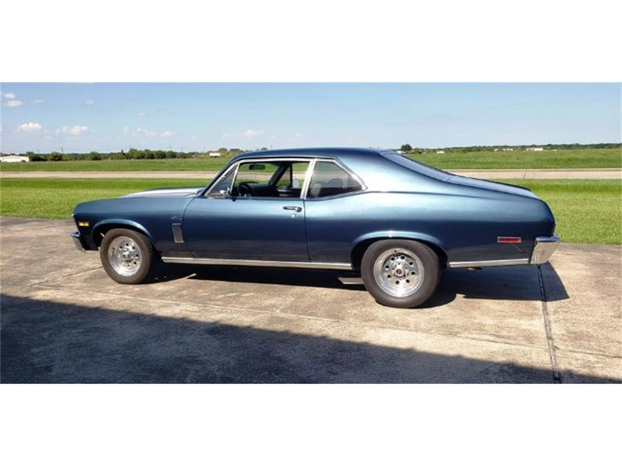1970 Chevrolet Nova (CC-1263282) for sale in Cadillac, Michigan