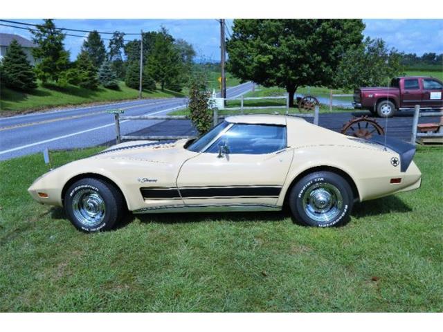 1976 Chevrolet Corvette (CC-1263286) for sale in Cadillac, Michigan