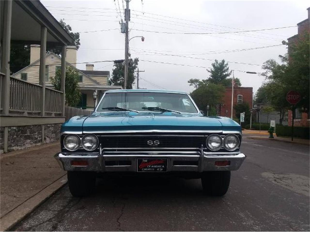 1966 Chevrolet Chevelle (CC-1263296) for sale in Cadillac, Michigan