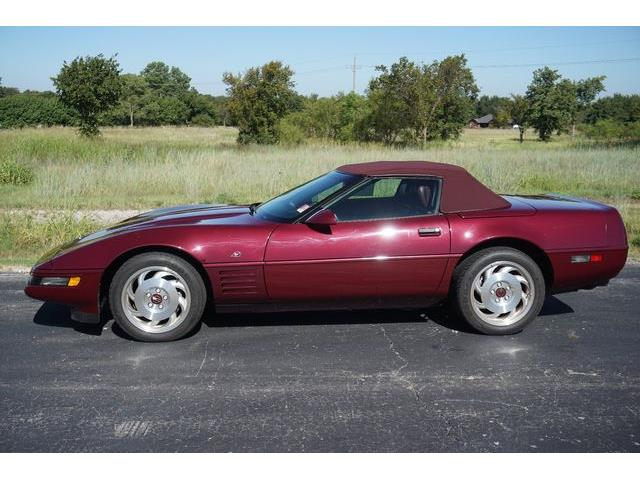 1993 Chevrolet Corvette (CC-1263297) for sale in Blanchard, Oklahoma