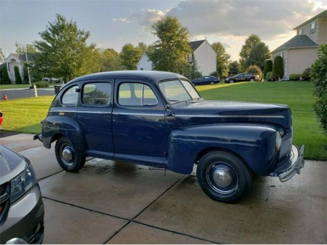 1942 Ford Deluxe (CC-1263304) for sale in Cadillac, Michigan
