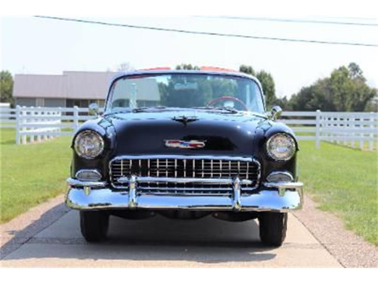 1955 Chevrolet Bel Air (CC-1263306) for sale in Cadillac, Michigan