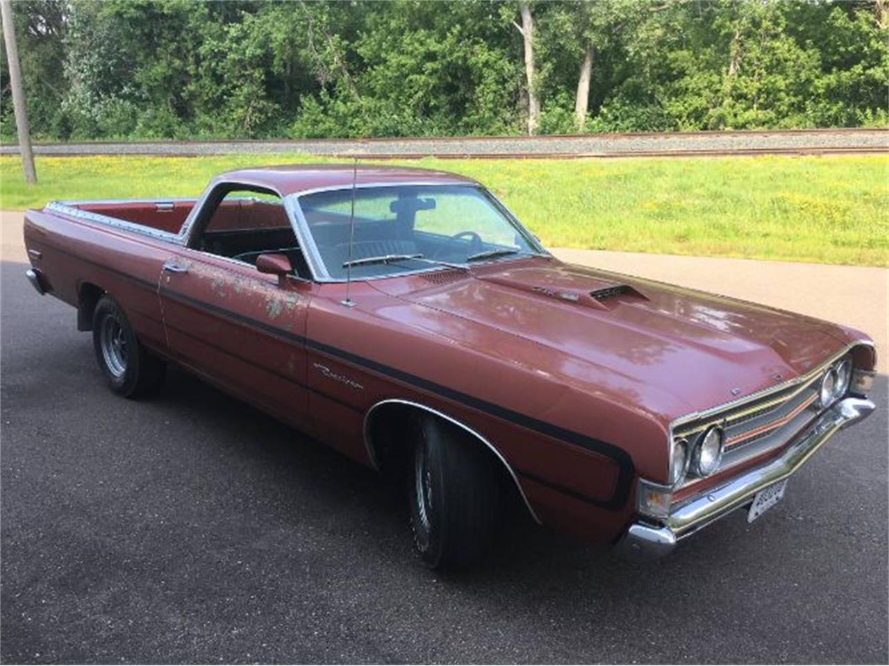 1969 Ford Ranchero (CC-1260331) for sale in Cadillac, Michigan