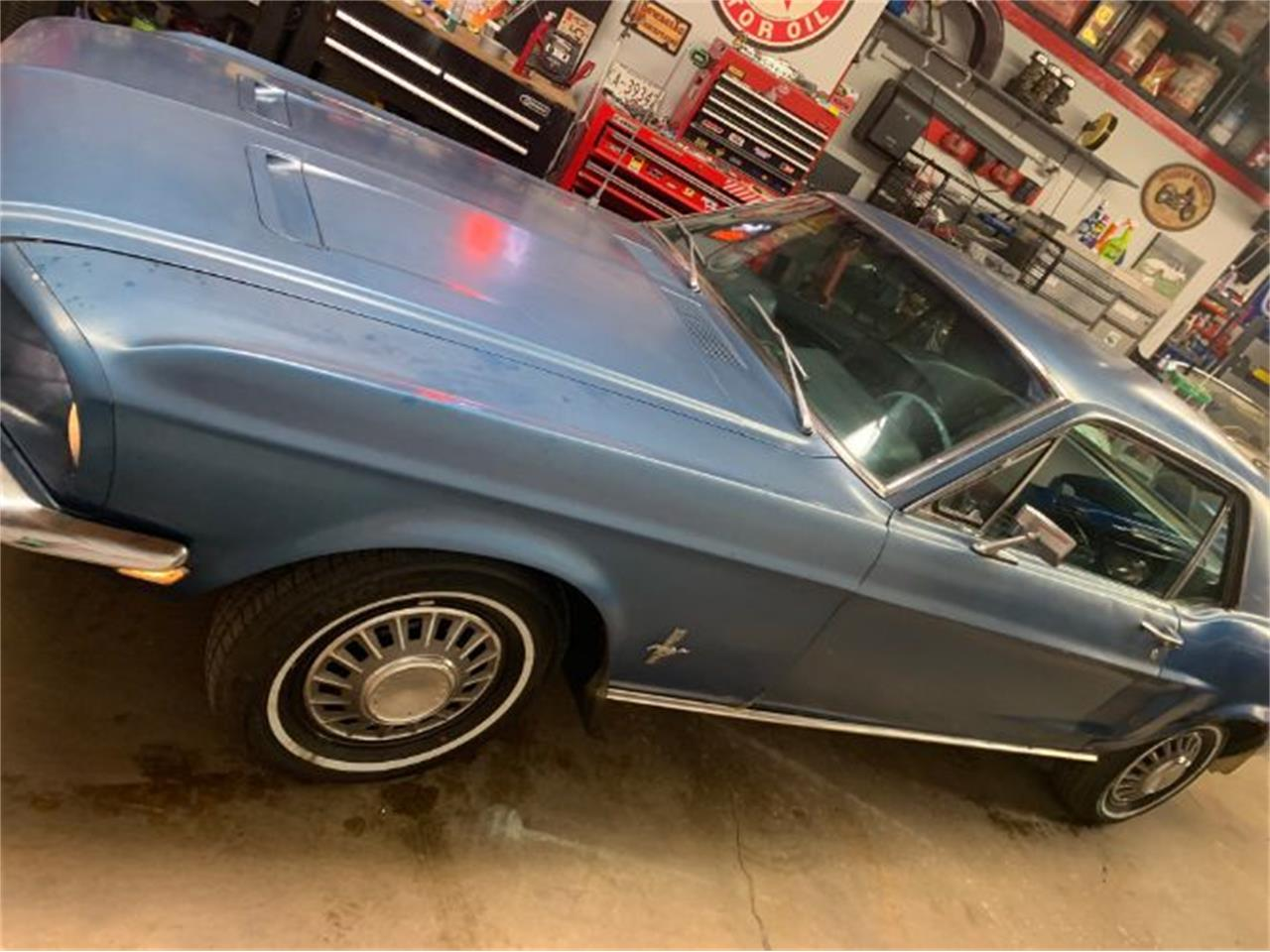 1968 Ford Mustang (CC-1263313) for sale in Cadillac, Michigan