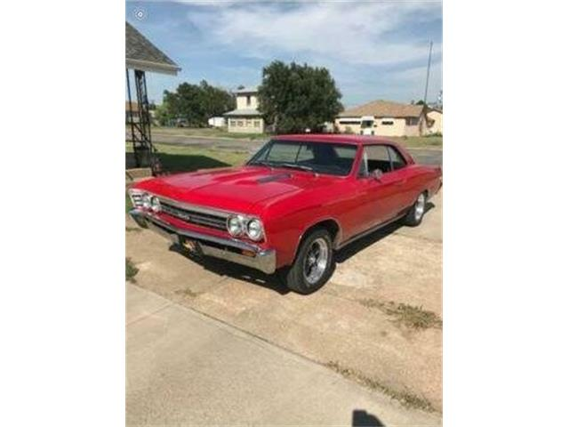 1967 Chevrolet Chevelle (CC-1263314) for sale in Cadillac, Michigan
