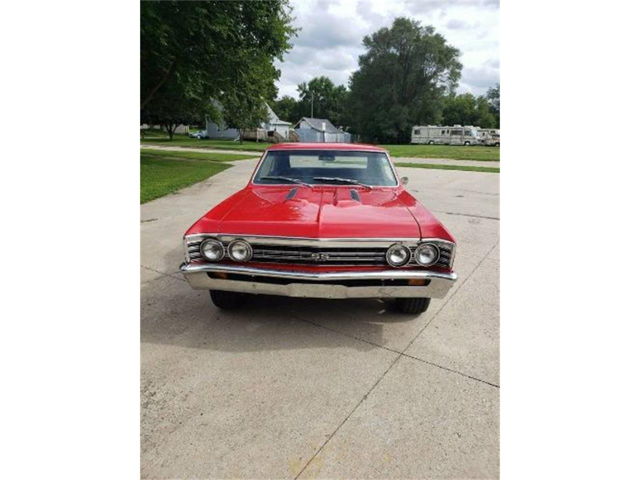 1967 Chevrolet Chevelle (CC-1263314) for sale in Cadillac, Michigan