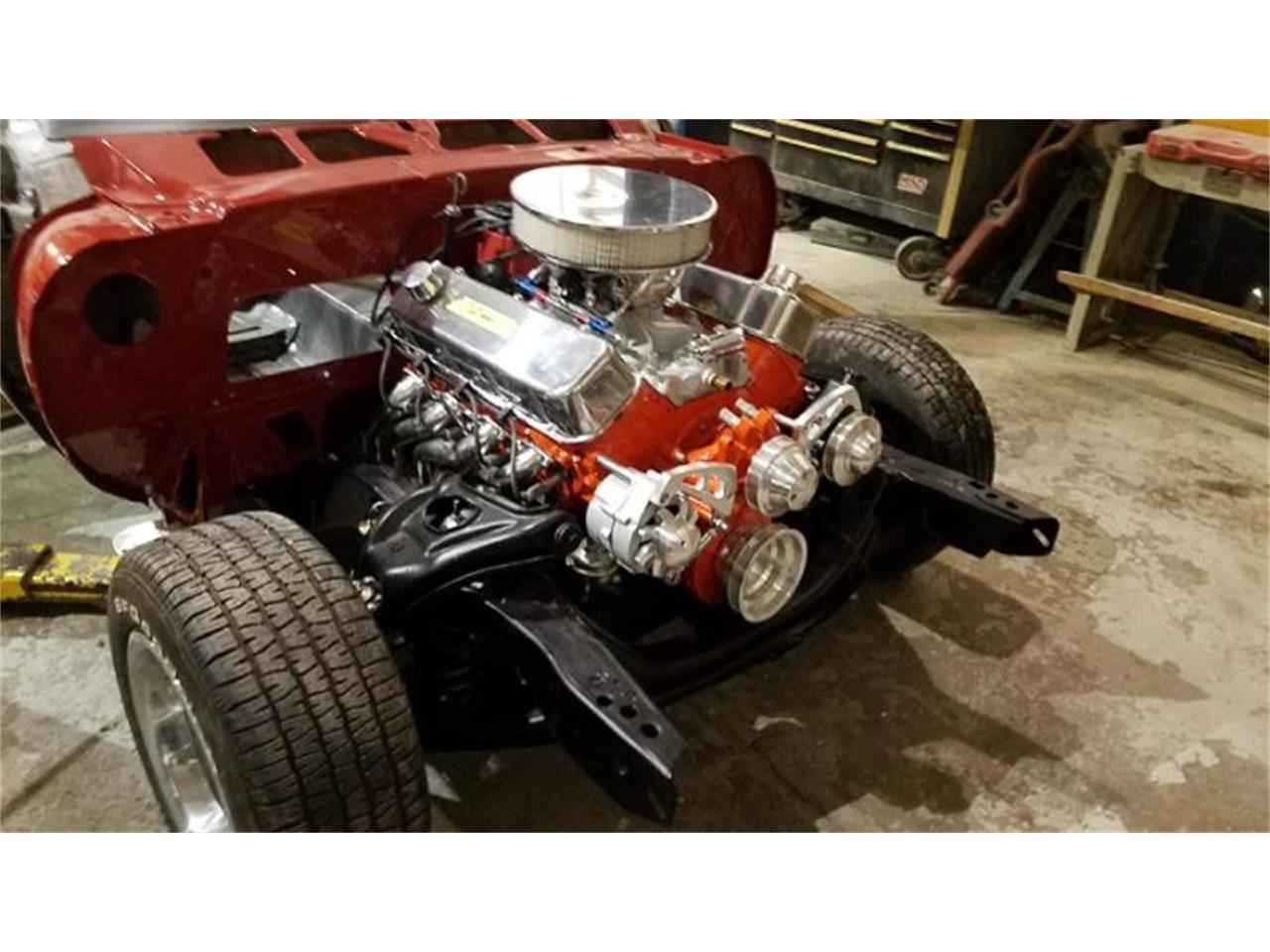 1968 Chevrolet Camaro (CC-1263316) for sale in Cadillac, Michigan