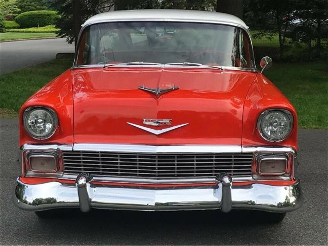 1956 Chevrolet Bel Air (CC-1263318) for sale in Cadillac, Michigan