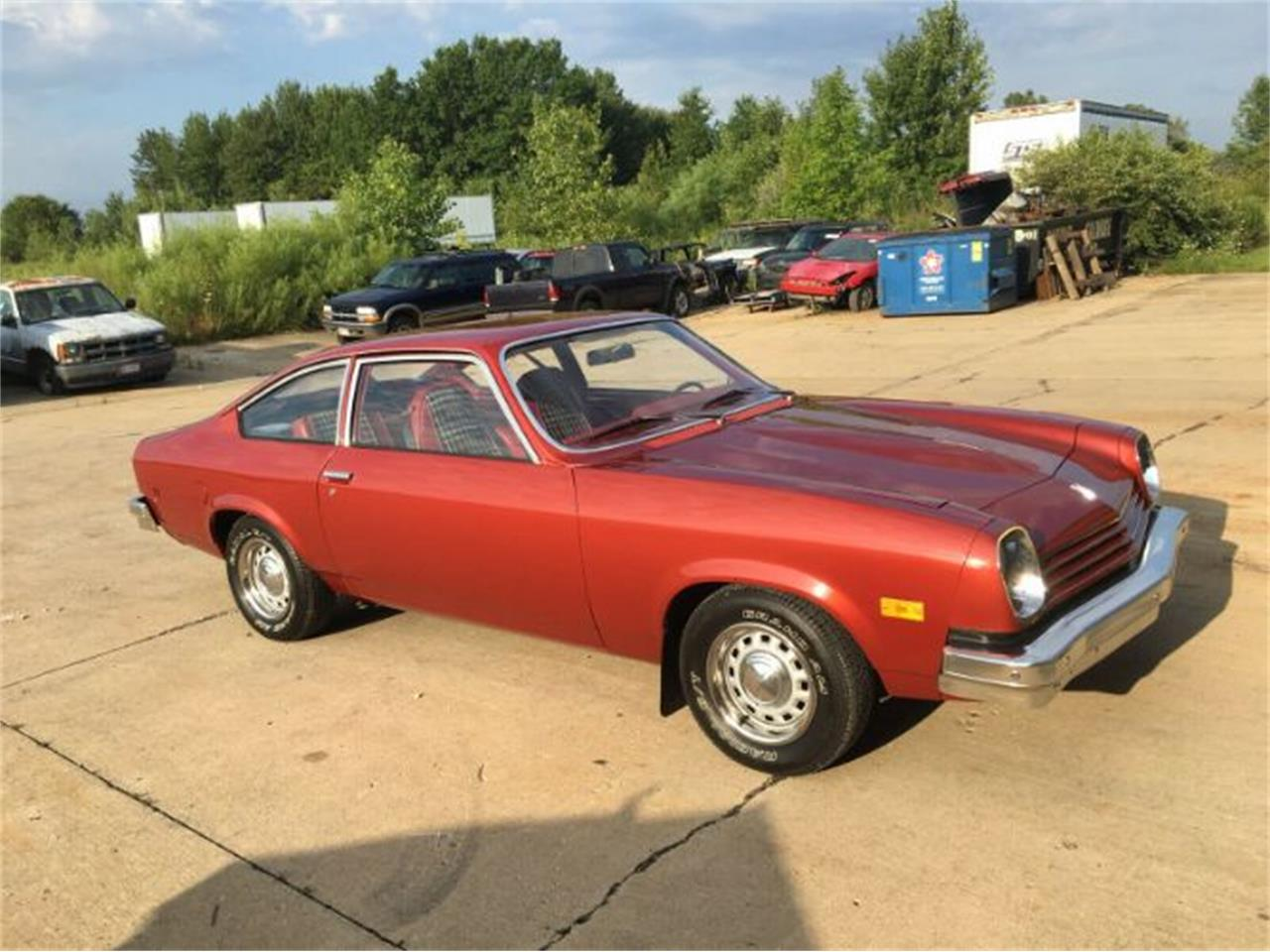 1976 Chevrolet Vega (CC-1263320) for sale in Cadillac, Michigan