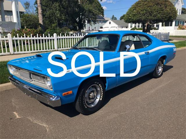 1972 Plymouth 2-Dr Coupe (CC-1263333) for sale in Milford City, Connecticut