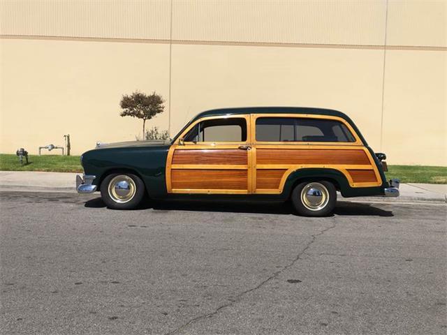 1950 Ford Woody Wagon
