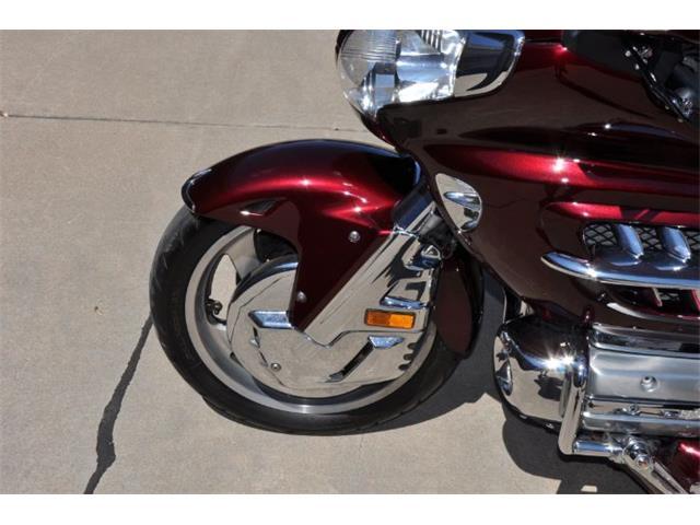 2006 Honda Goldwing (CC-1260335) for sale in Cadillac, Michigan