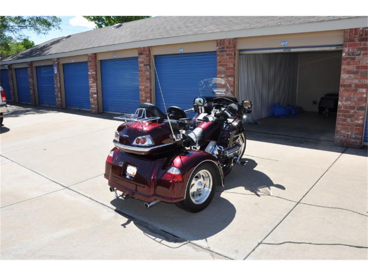 2006 Honda Goldwing (CC-1260335) for sale in Cadillac, Michigan