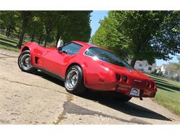 1978 Chevrolet Corvette (CC-1263355) for sale in Shelby Township, Michigan