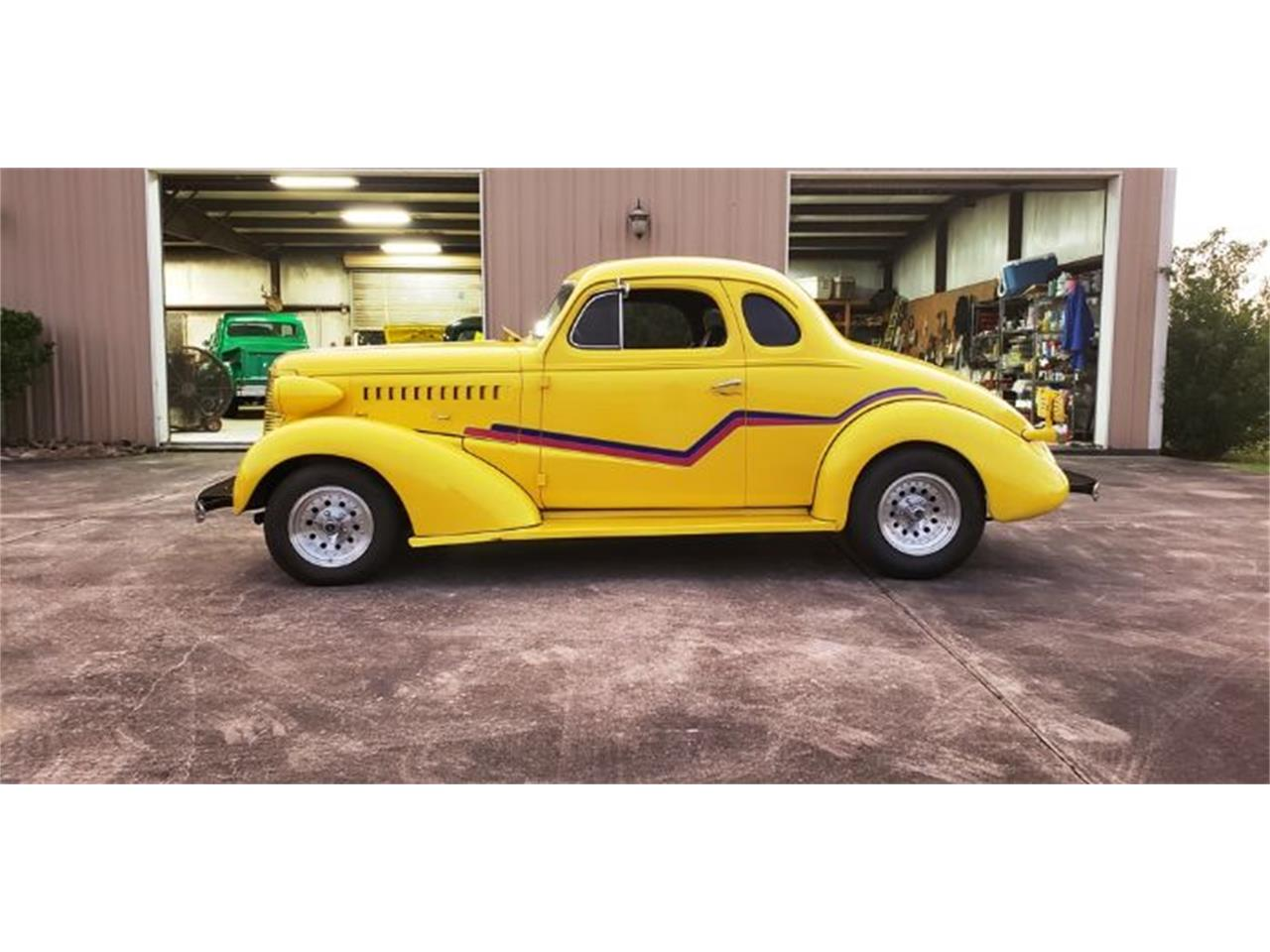 1938 Chevrolet Coupe (CC-1260336) for sale in Cadillac, Michigan