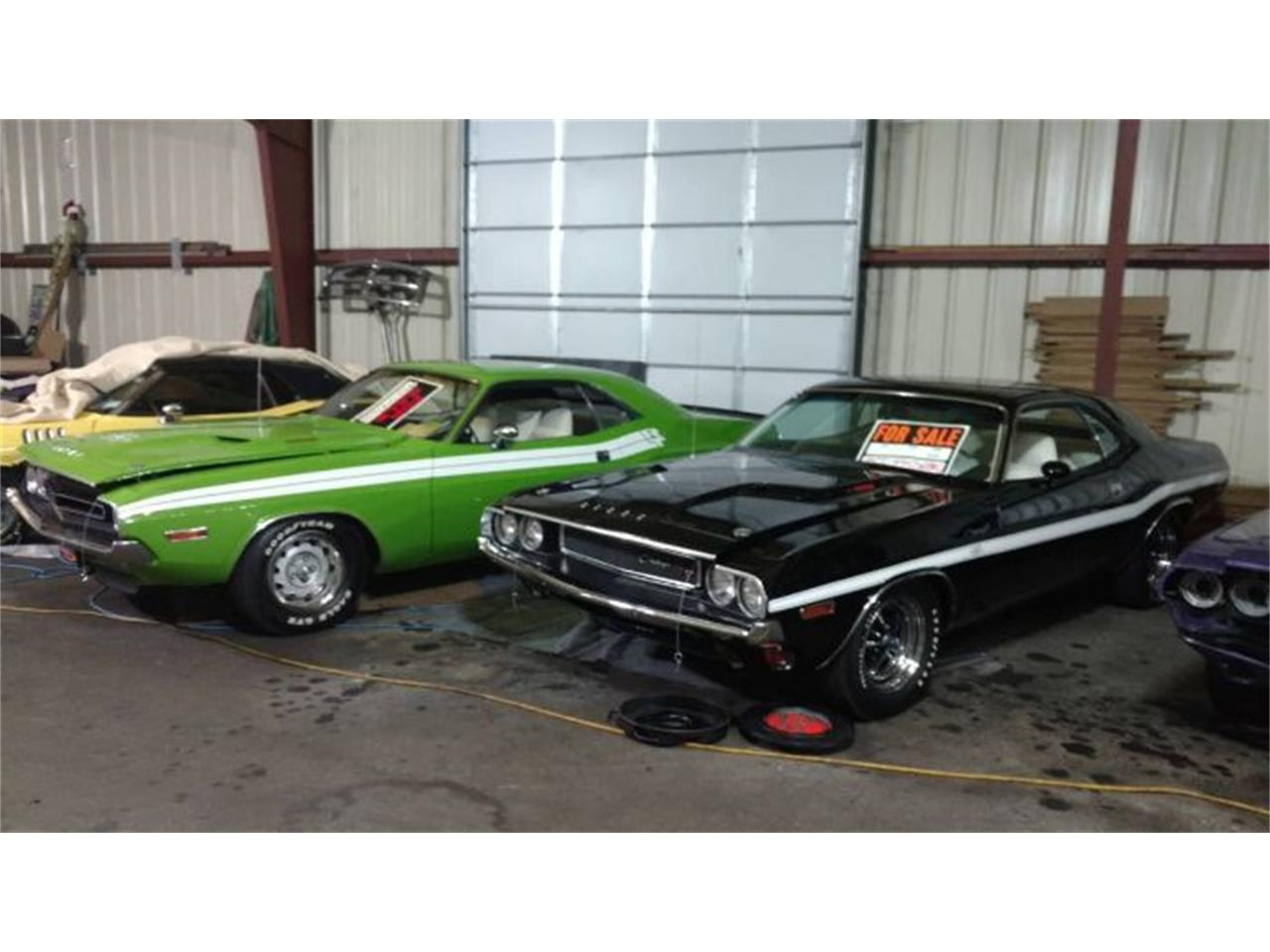 1970 Dodge Challenger (CC-1260337) for sale in Cadillac, Michigan