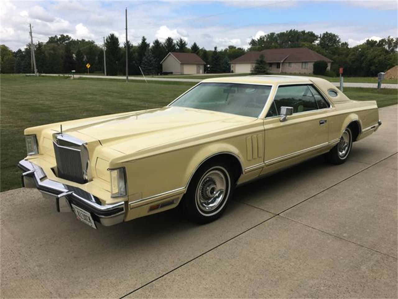 1978 Lincoln Mark V (CC-1263379) for sale in Carlisle, Pennsylvania