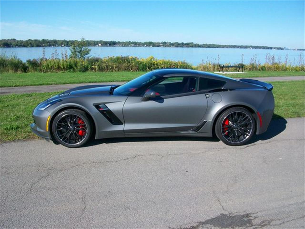 2016 Chevrolet Corvette Z06 (CC-1263401) for sale in Carlisle, Pennsylvania
