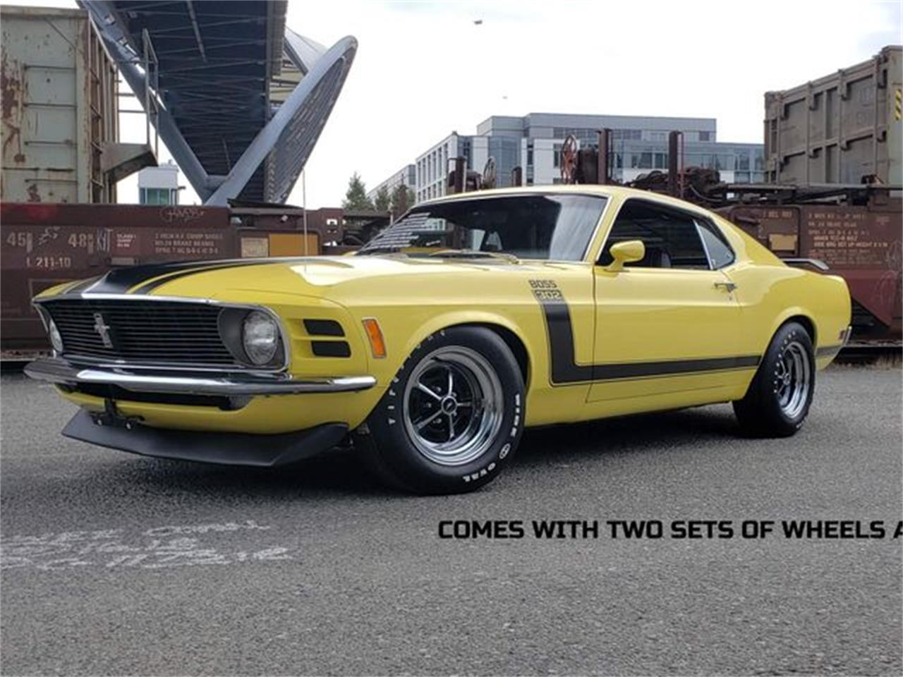 1970 Ford Mustang (CC-1263406) for sale in Seattle, Washington