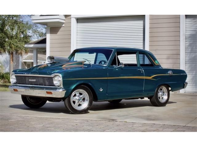 1965 Chevrolet Nova (CC-1263426) for sale in Eustis, Florida
