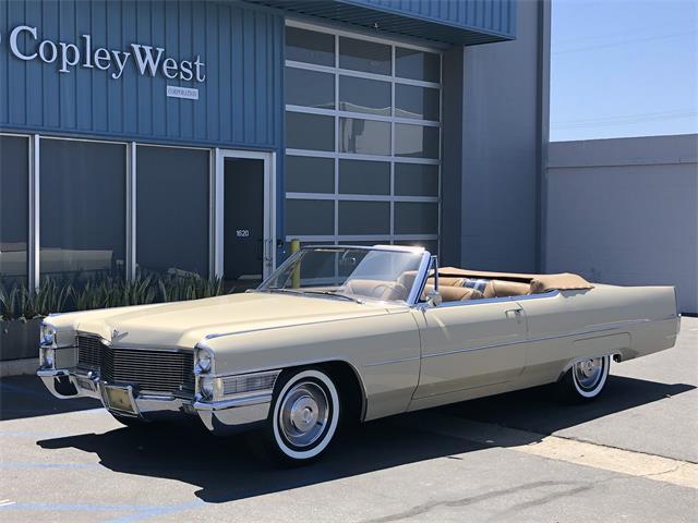 1965 Cadillac DeVille (CC-1263429) for sale in Newport Beach, California