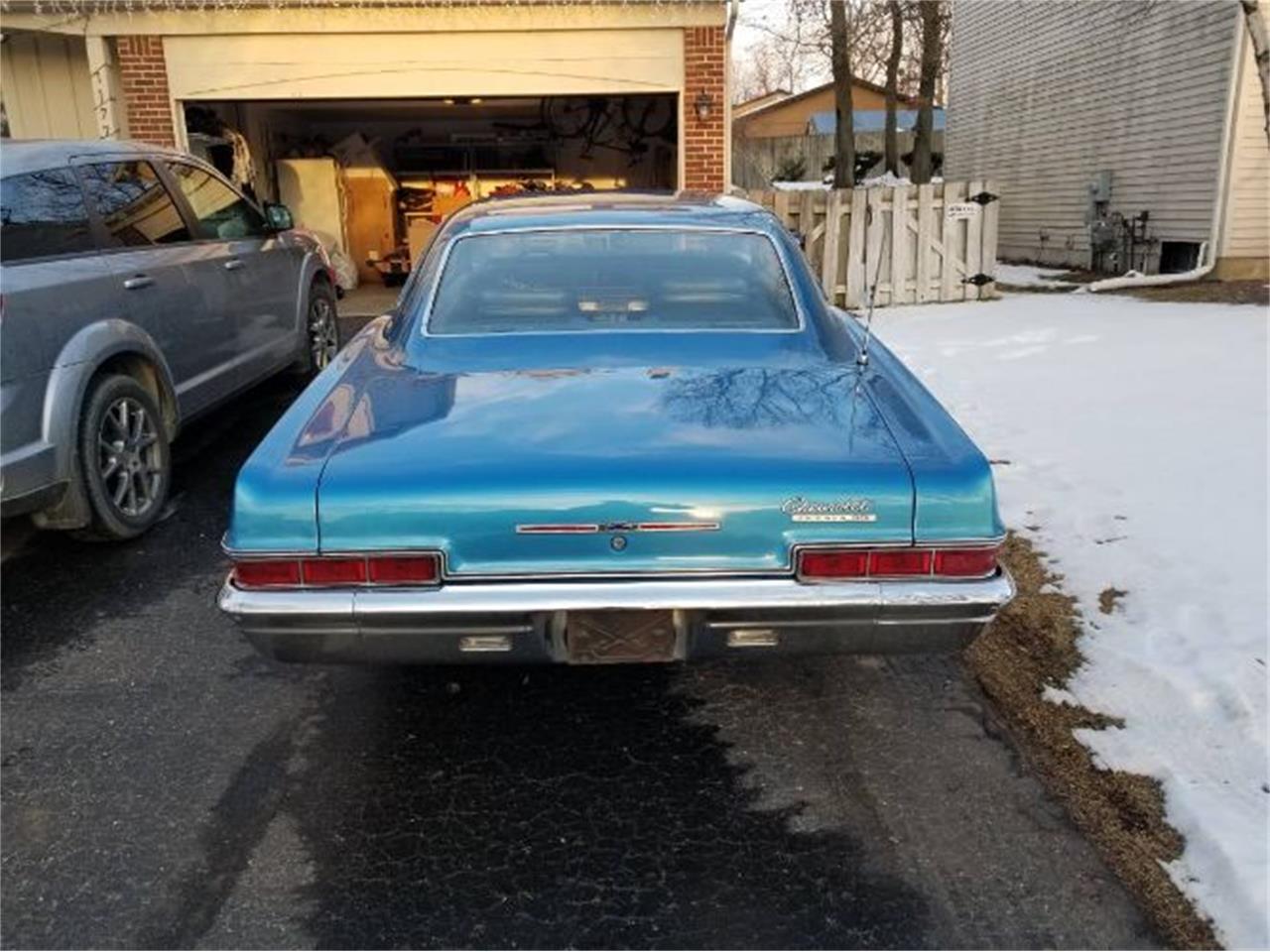1966 Chevrolet Impala (CC-1260344) for sale in Cadillac, Michigan