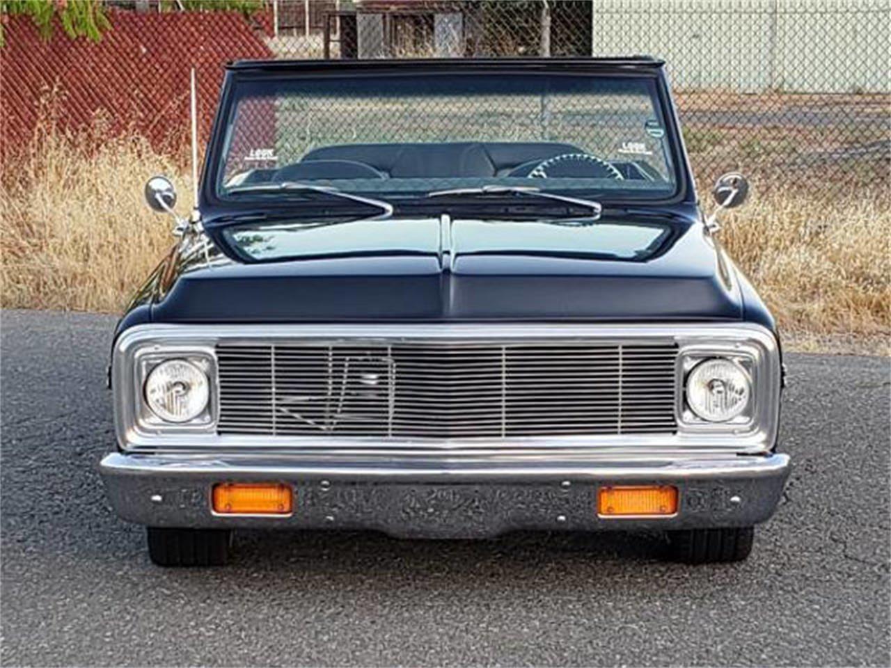 1972 Chevrolet Blazer (CC-1263441) for sale in Long Island, New York