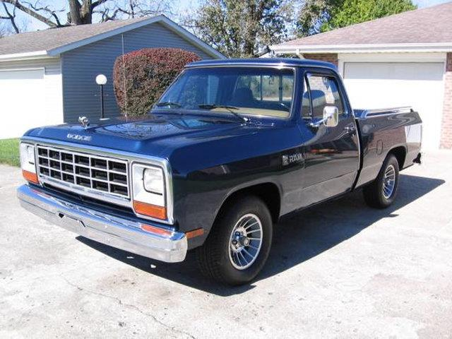 1982 Dodge D150 (CC-1263445) for sale in Long Island, New York
