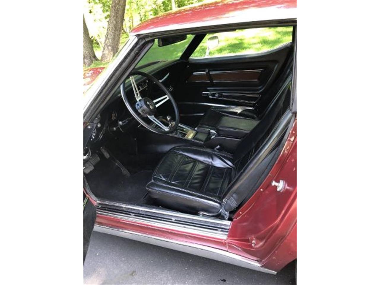 1974 Chevrolet Corvette (CC-1260345) for sale in Cadillac, Michigan