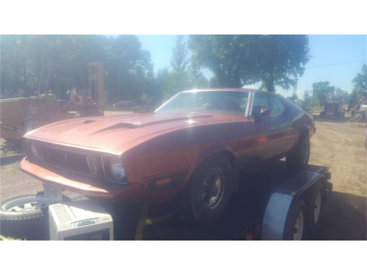 1973 Ford Mustang (CC-1260347) for sale in Cadillac, Michigan